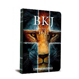 BIBLIA LETTERING BIBLE LEAO CRUZ BV