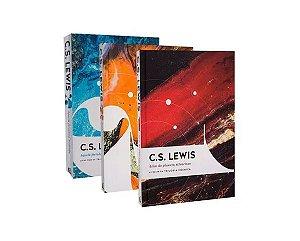 BOX TRILOGIA CÓSMICA - CS LEWIS