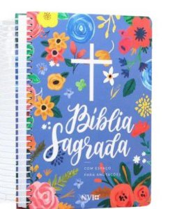 BIB. NVI ANOTE ESPIRAL CEU AZUL