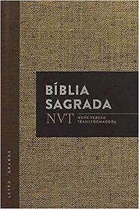 BIBLIA NVT LG JUTA