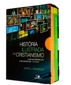 Box História Ilustrada do Cristianismo | Volume 1 e 2