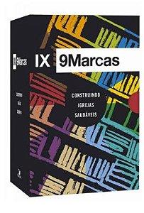 Box 12 Livros | 9 Marcas - Construindo Igrejas Saudáveis
