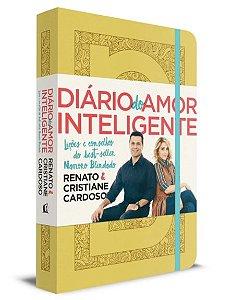 Livro - Diário do amor inteligente - Capa amarela: Lições e conselhos do best-seller Namoro blindado
