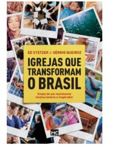 Livro - Igrejas que transformam o Brasil
