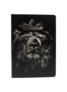 Bíblia Sagrada Leão de Judá Coroado - RC - Capa Dura