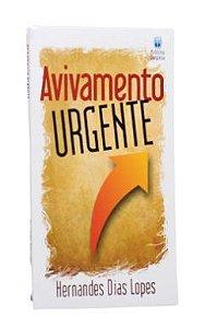 Avivamento Urgente Hernandes Dias Lopes