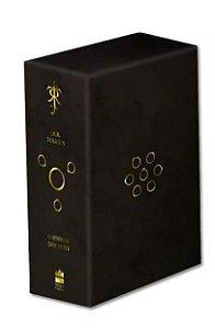 Box 3 Livros Trilogia O Senhor dos Anéis  J.R.R. Tolkien