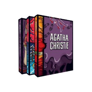 Coleção Agatha Christie - Box 1