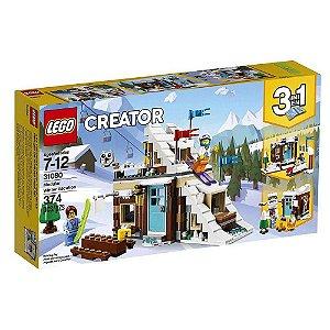 MODULAR DE FERIAS DE INVERNO 31080 - LEGO