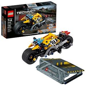 Moto para Acrobacias 42058 - LEGO