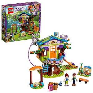 A CASA DA ARVORE DA MIA 41335 - LEGO
