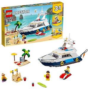 AVENTURAS NO CRUZEIRO 31083 - LEGO