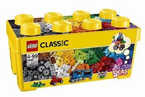 CAIXA MEDIA DE PECAS CRIATIVAS LEGO 10696