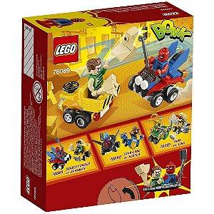 MIGHTY MICROS: HOMEM-ARANHA VS. HOMEM-AREIA - LEGO 76089