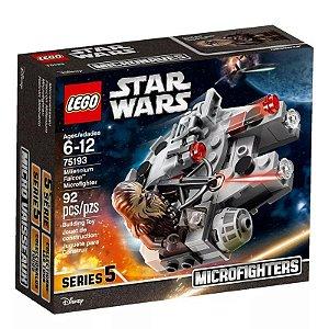 MICROFIGHTER MILLENNIUM FALCON - LEGO 75193