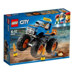 MONSTER TRUCK - LEGO 60180