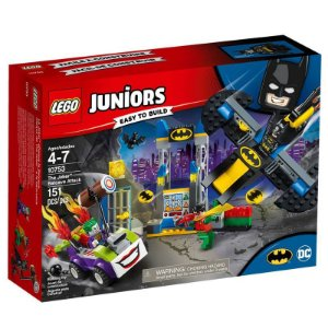 O ATAQUE A BATCAVERNA DO JOKER - LEGO 10753