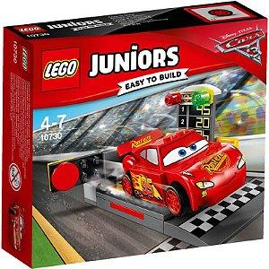 Pista de Lancamento de Relampago McQueen - LEGO 10730
