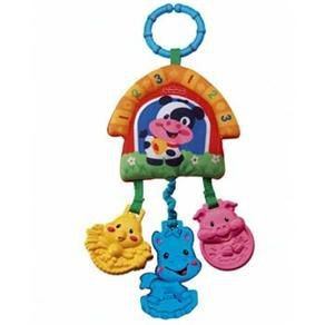 Mini Mobile Fazendinha Fisher-Price