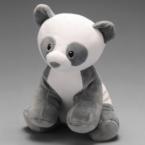 BABT TY (M) - PANDA - MITTENS