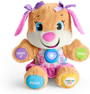 FISHER-PRICE SMART STAGES IRMA DO CACHORRINHO FVC81 - MATTEL
