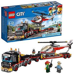 TRANSPORTE DE CARGA PESADA LEGO 60183