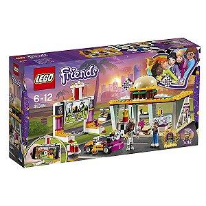 O RESTAURANTE DRIFTING - LEGO 41349