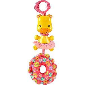 Brinquedo Girafinha Pula Pula - Fisher Price