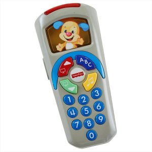 FISHER-PRICE CONTROLE REMOTO DLH40 - MATTEL