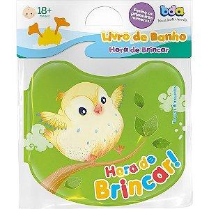 Livro De Banho Hora De Brincar - BDA
