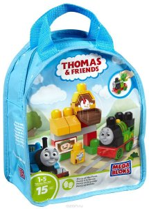 Mega Bloks Thomas e seus Amigos Thomas no Moinho - Fisher Price