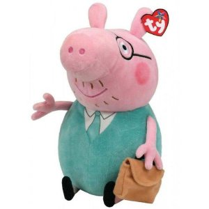 TY - PEPPA / PAPAI PIG - MEDIO - TY