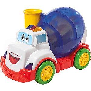 Brinquedo Caminhão Mix Ball - 828 - Calesita