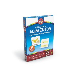 MEMOFOTO ALIMENTOS - GROW