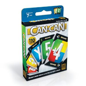 CAN CAN - GROW