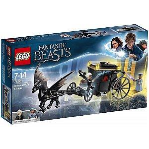 A Fuga de Grindelwald 75951 - LEGO
