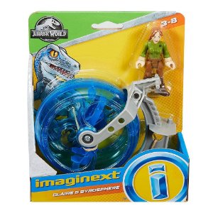 JURASSIC WORLD FIG. BASICA FMX92 - IMAGINEXT