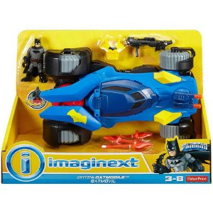 DC SUPER BATMOVEL DHT64 - IMAGINEXT