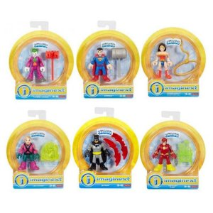 Imaginext Bonecos DC - Mulher Maravilha - Fisher-Price