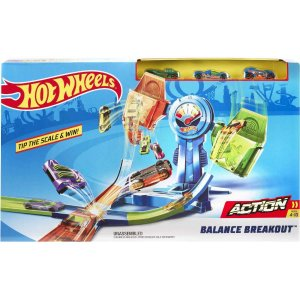 HOT WHEELS EQUILIBRIO EXTREMO FRH34 MATTEL