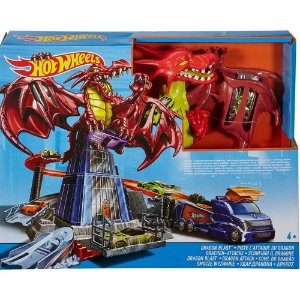 HOT WHEELS FURIA DO DRAGAO CONJ DWL04