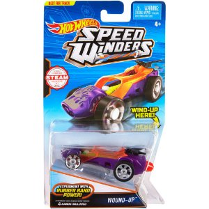 SPEED WINDERS CARRINHOS - HOT WHEELS
