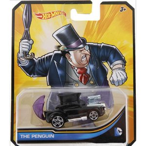 DC CAR PERSONAGEM SORT - HOT WHEELS
