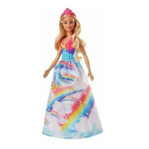BARBIE PRINCESA SORT - FJC94 - MATTEL