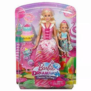 Barbie Festa de Chá - Mattel