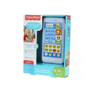 FISHER PRICE TELEFONE EMOJIS FHJ18 - FISHER PRICE