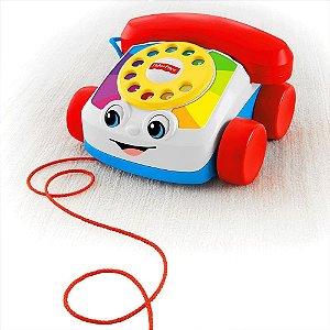 NOVO TELEFONE FELIZ UNID. DPN22 - FISHER PRICE