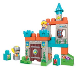 MB First Builders Playset Palácio da Princesa - Fisher Price