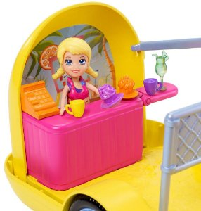 POLLY MEGA TRAILER DA POLLY - FRY86  - MATTEL