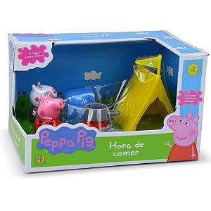 Peppa Pig - Hora De Comer - Cozinha Bolo Dtc 4204-cb-dtc